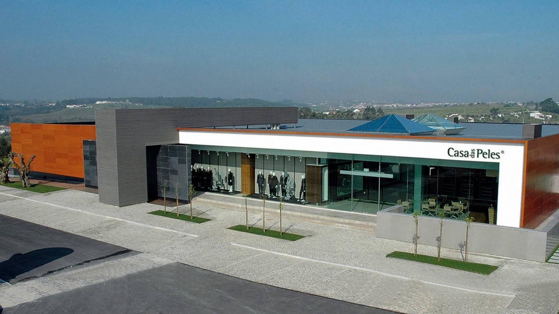 Fábrica e loja no Cartaxo