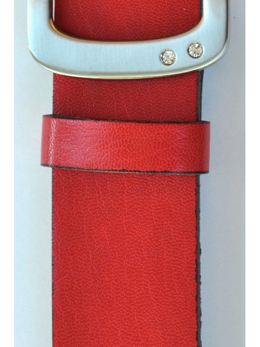 Cinto em pele Lady's belt