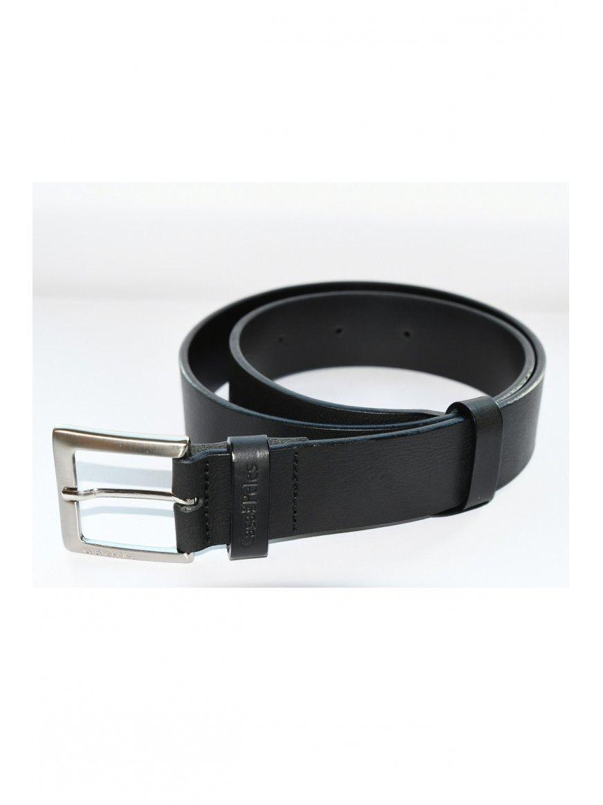 Cinto em pele Belt
