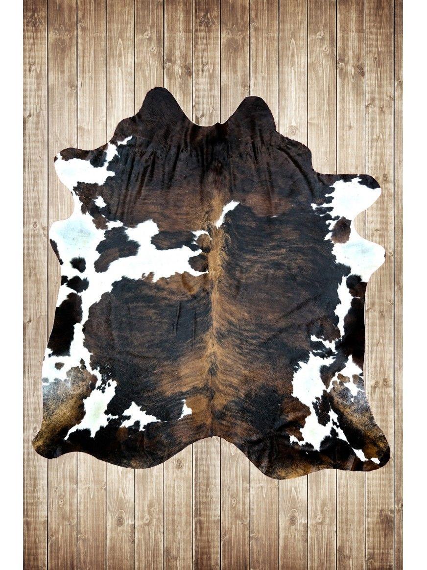 Carpete - Pele de vaca