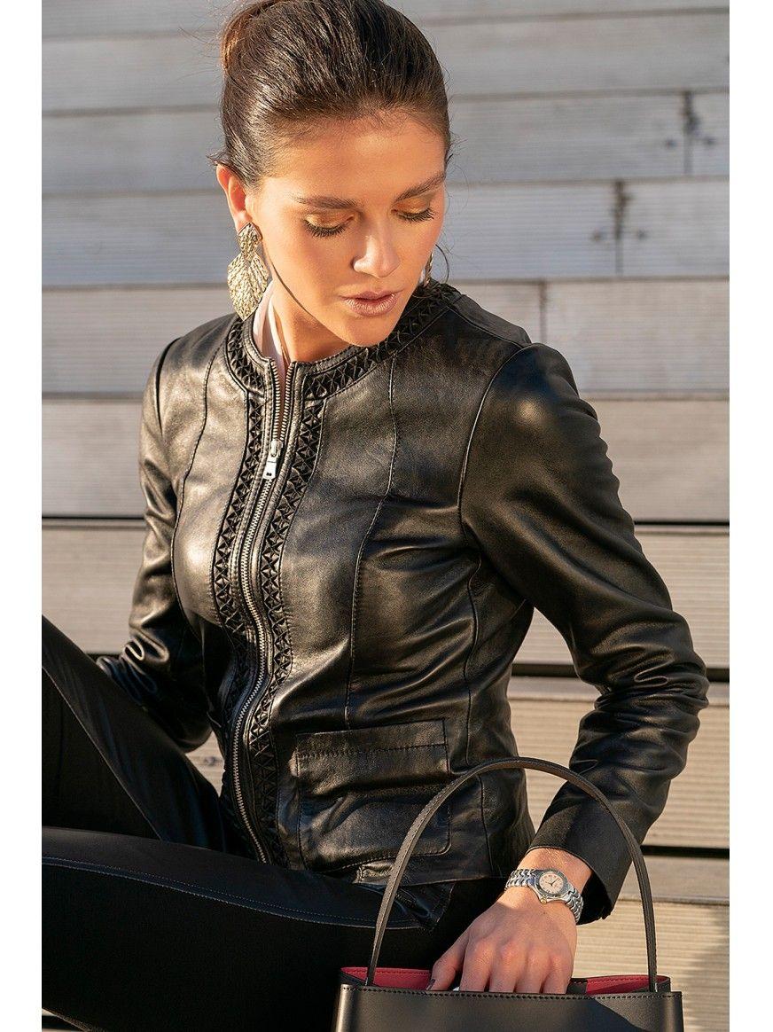 Jaqueta Corte Chanel