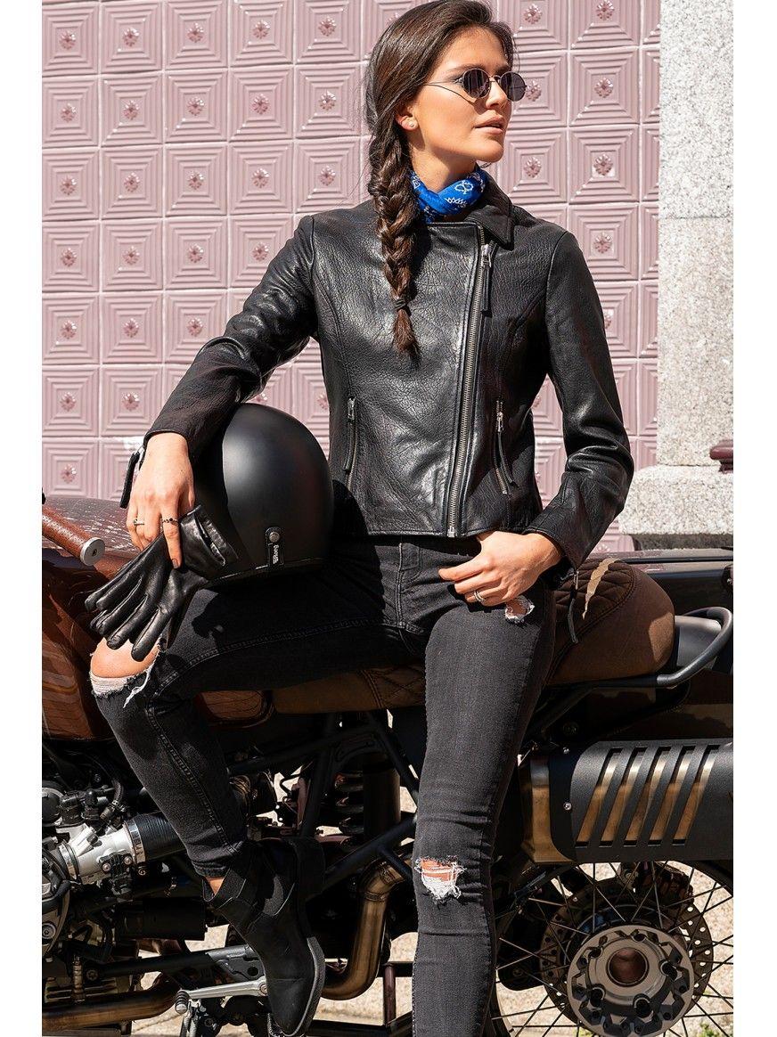 Blusão Biker Women