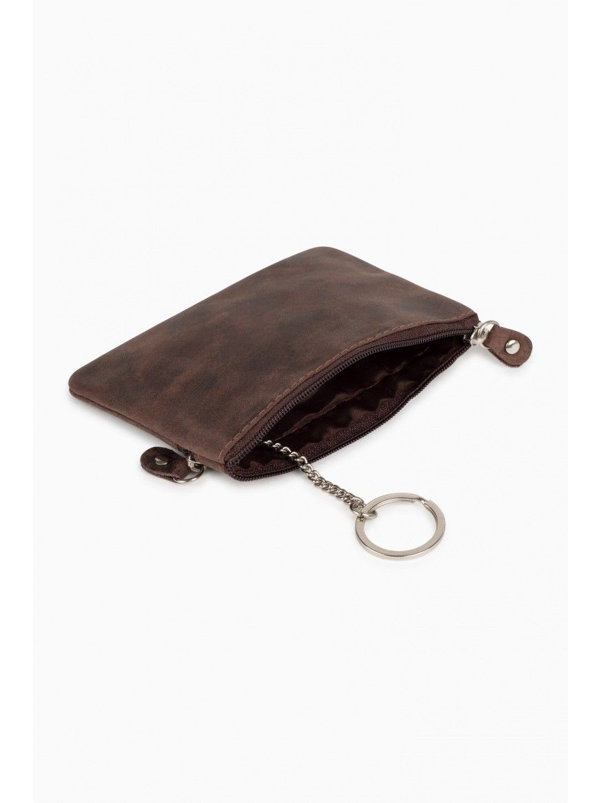 Porta-chaves e moedas